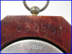 RARE Antique Andrew J. Lloyd Company, Boston, Collectible Barometer 3332/3 1/4