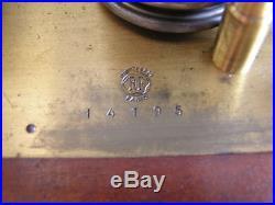 RARE vintage Julien P. Friez barograph anemometer Brevetes S. G. D. G. Paris