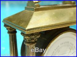 Rare Antique Liverpool Aneroid Barometer