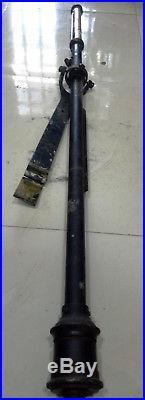Rare Vintage Brass Stick Berometer 100% Original
