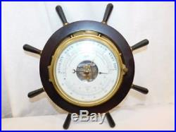 Schatz Ship's Barometer