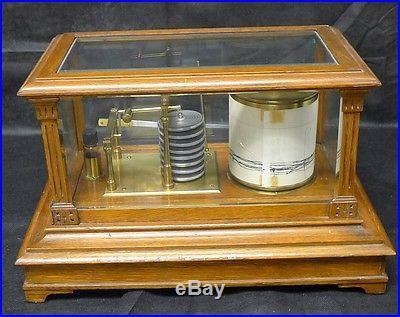 Short & Mason LTD London Barometer