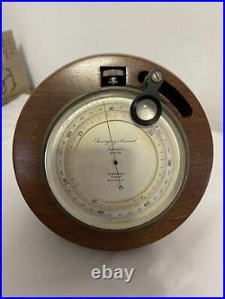 Short & Mason Surveying Aneroid