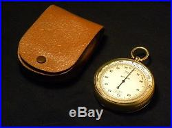 Short and Mason Pocket Barometer-Altimeter