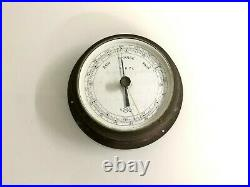 Sundo Marine Ships Aneroid Soviet Antique Barometer Brass Vintage Style- Germany