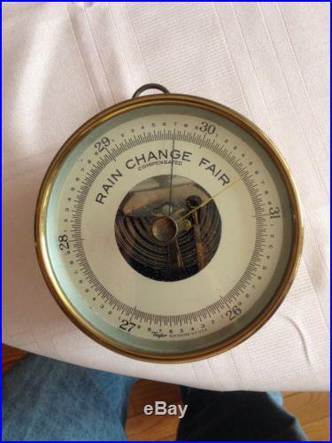 Taylor Antique Wall Barometer