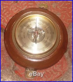 Vintage Marine Barigo Barometer
