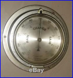 Vintage Marine Viking Barometer V2