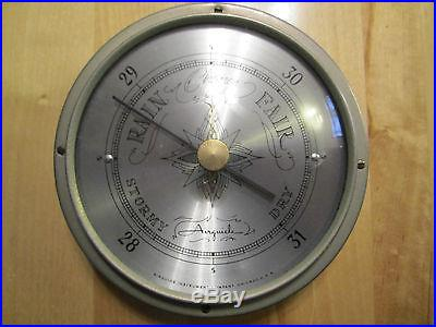VINTAGE Replacement BAROMETER AIRGUIDE INSTRUMENT CO CHICAGO