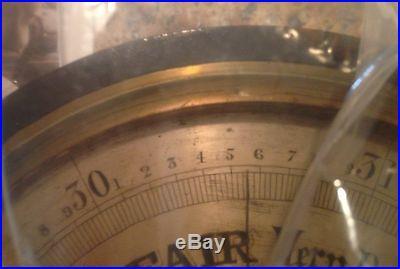 Victorian Antique Barometer