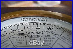 Vintage 1927 Taylor Instrument companies Stormoguide