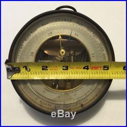 Vintage Aneroid Barometer