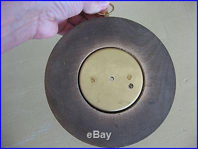 Vintage BAROMETER ~ Made in West Germany ~ Nice Small Size