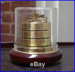 Vintage Barigo German Weather Station Barometer Thermometer Hydrometer MINT
