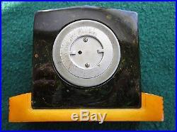 Vintage Catalin Taylor Barometer