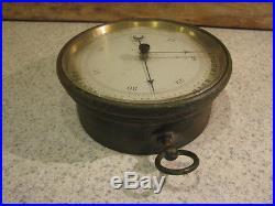 Vintage Holosteric Barometer Antique PBHN France
