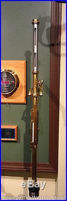 Vintage Marine Barometer Mrk. 2 by Negretti & Zambra