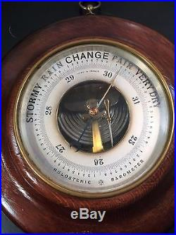 Vintage PHBN Pertuis Hulot Bourgeois Naudet Barometer