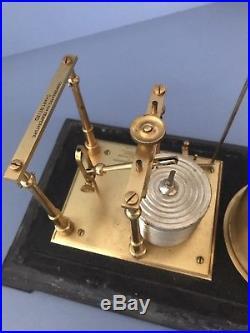 Vintage Short & Mason Tycos Micro-barograph London England C. 1920 Barometer