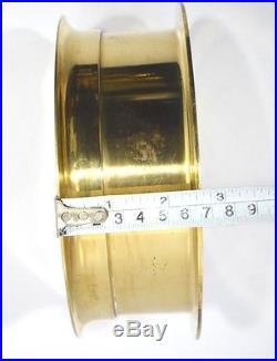 Weems & Plath Barometer Vintage brass