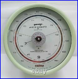 Yanagi Type 6 Marine Barometer compensated temperature and acceleration IMI-729